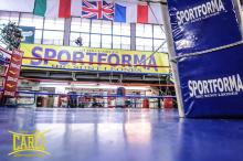 #sportforma #agosto #ring #boxe #bodybuilding